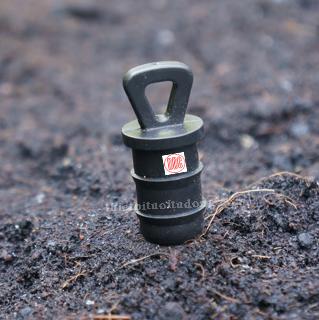 Nút bít ống mềm 16mm