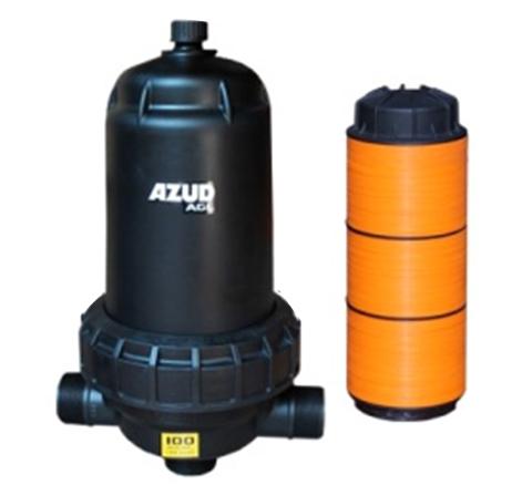 Bộ lọc đĩa Azud - lọc cặn rác cho hệ thống tưới nhỏ giọt